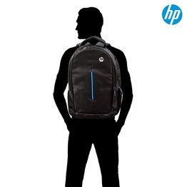 HP Entry Level Backpack for Upto 15.6 Inch Laptops (F6Q97PA)